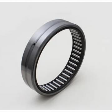 38 mm x 80 mm x 34.5 mm  KBC SDA0103 angular contact ball bearings