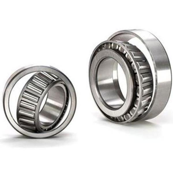 17 mm x 47 mm x 14 mm  ISO 7303 B angular contact ball bearings #1 image