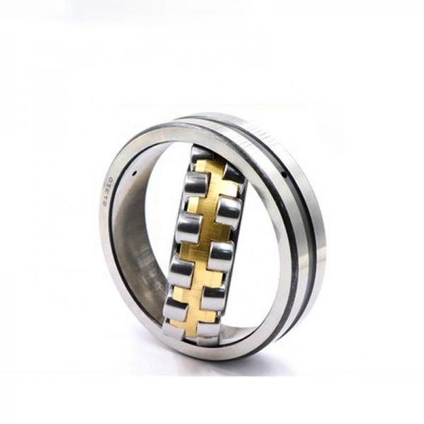 35 mm x 80 mm x 34,9 mm  Fersa 3307B2RS/C3 angular contact ball bearings #3 image