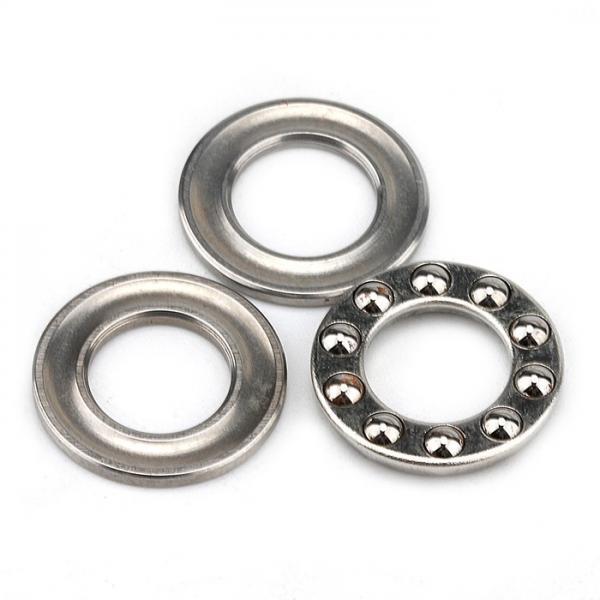 55 mm x 100 mm x 21 mm  NACHI 7211B angular contact ball bearings #1 image