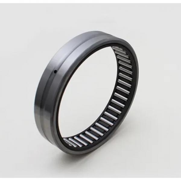 30 mm x 62 mm x 16 mm  NSK QJ206 angular contact ball bearings #2 image