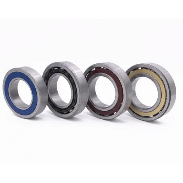 30 mm x 62 mm x 16 mm  NSK QJ206 angular contact ball bearings #3 image